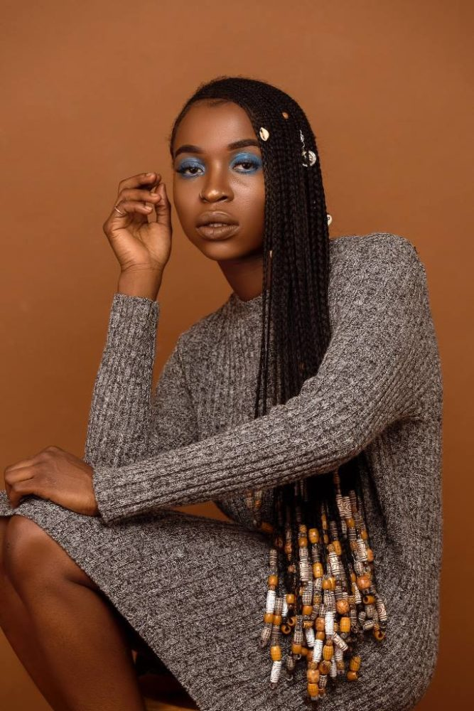 Terrific Editorial Beads And Braids Inspired By Ghanaian Women Short Hairstyles For Black Women Fulllsitofus