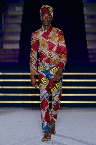 Palse Homme 2017 African Fashion Week London 07