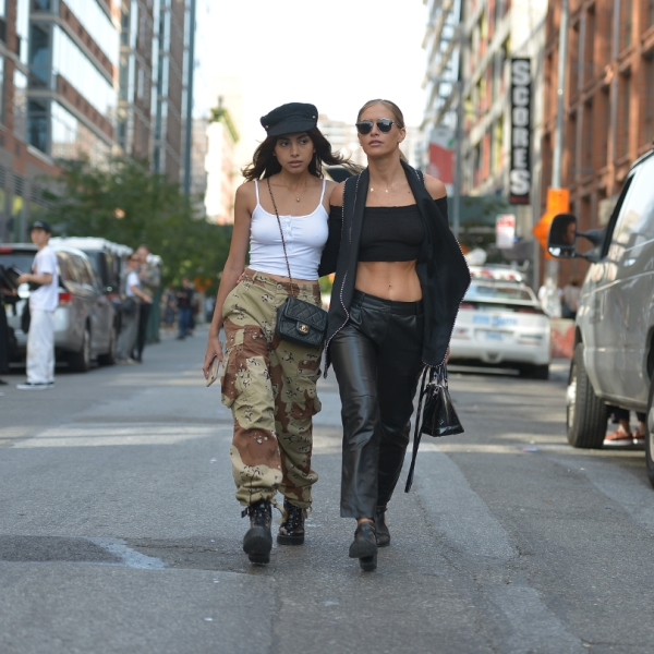 New York Fashion Week 2017 Street Style 43